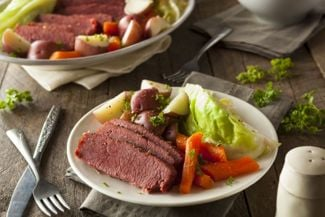 Corned Beef and Cabbage: Not Just for St. Patrick's Day