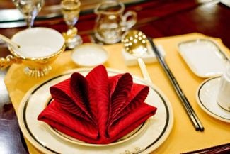 Stylish Napkin Folding for Your Next Dinner Party