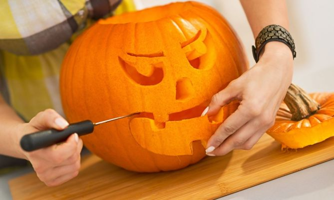 Ideas for the Perfect Spooky Pumpkin