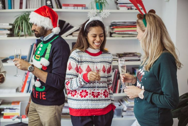sweaters texture elf