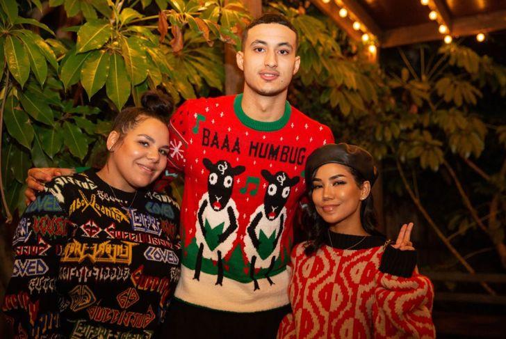 pun christmas ugly sweater