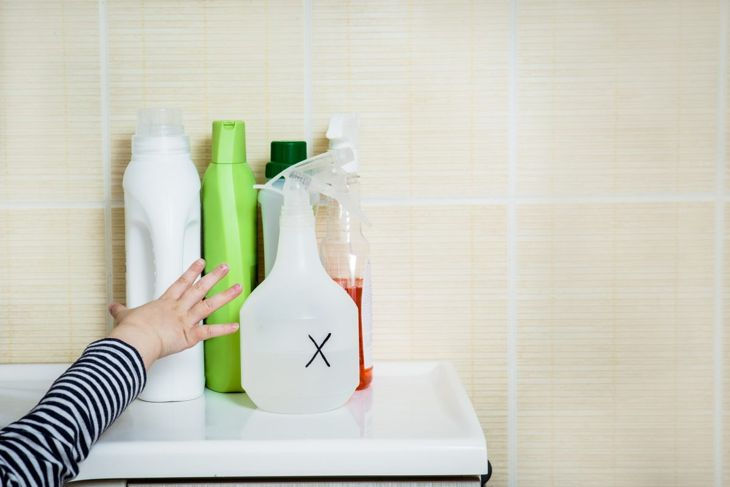 Mixing Chemicals Home Dangerous Combinations