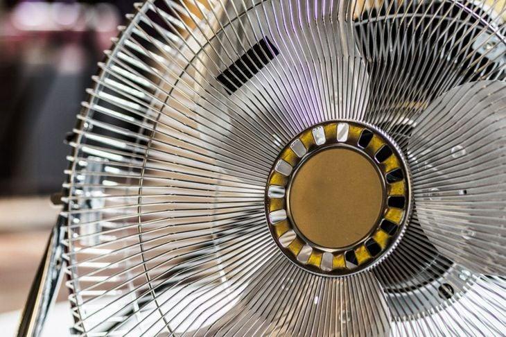 fan too hot