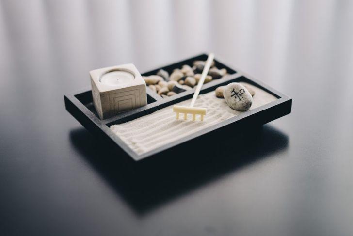 zen garden portable
