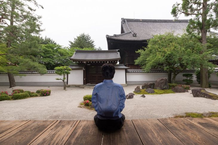 zen garden yoga