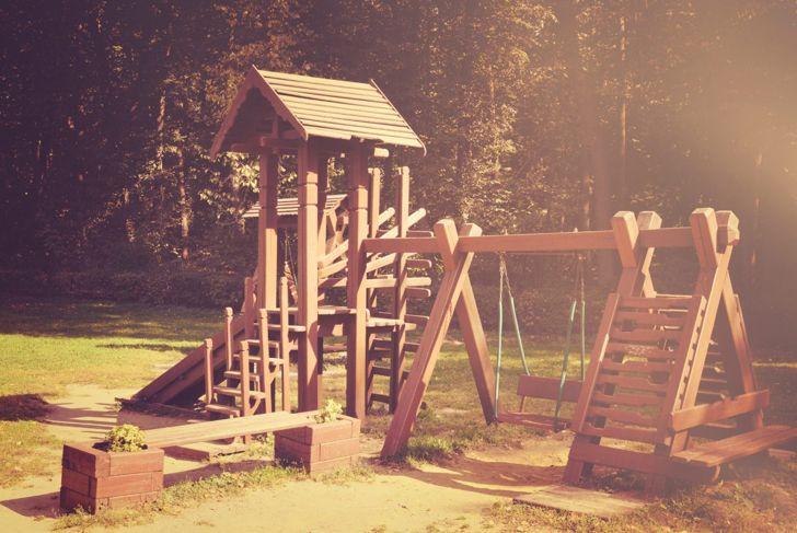 Create a multipurpose play area