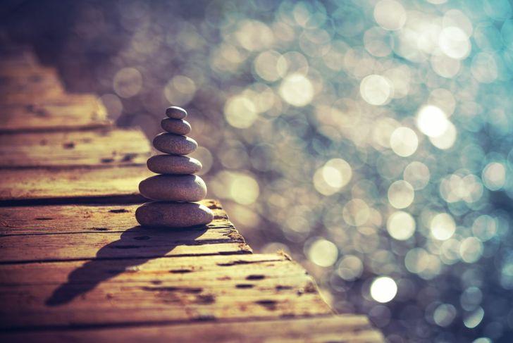mindful zen meditation