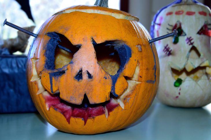 add details to pumpkins