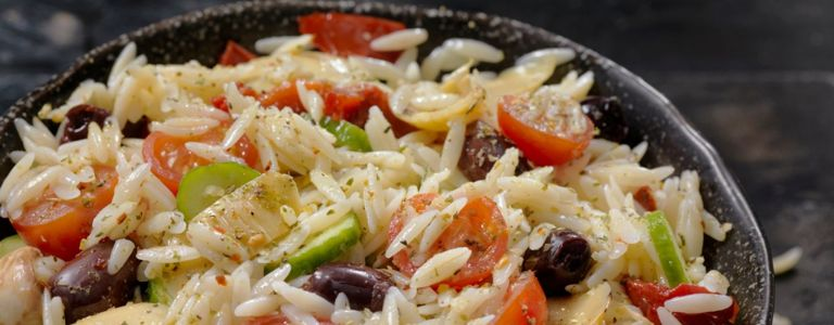 Mouthwatering Orzo Pasta Recipes