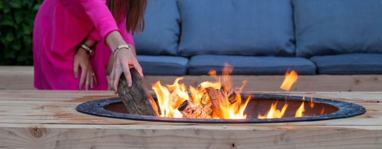 How to Build the Perfect DIY Fire Pit for You