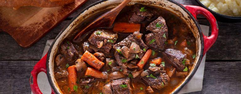 How to Make Beef Bourguignon