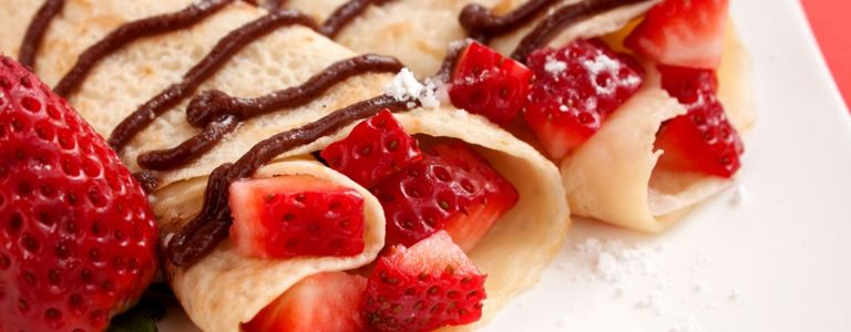 How to Make Crepes the Easy Way