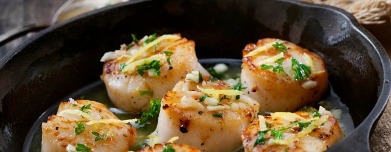 Everything You Need to Know to Prepare Scallops