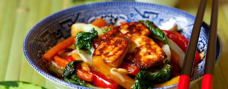 Try These Delicious Meat-Free Stir Fry Recipes