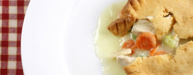How to Make the Best Homemade Chicken Pot Pie