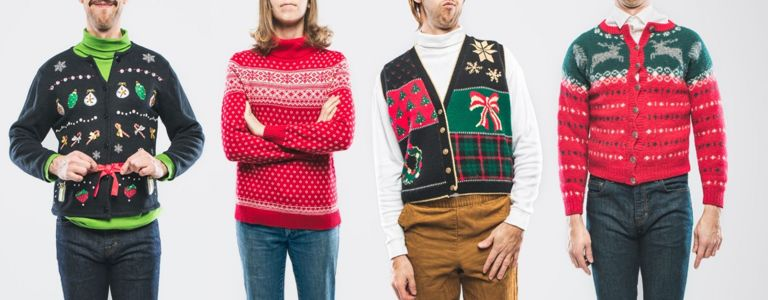 Inspiration for the Perfect Ugly Sweater
