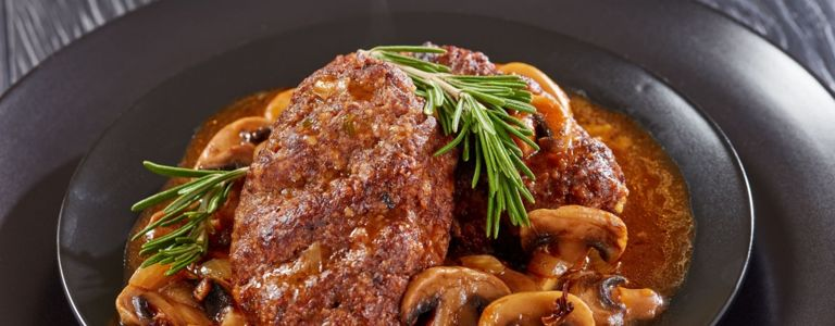 How to Make Salisbury Steak