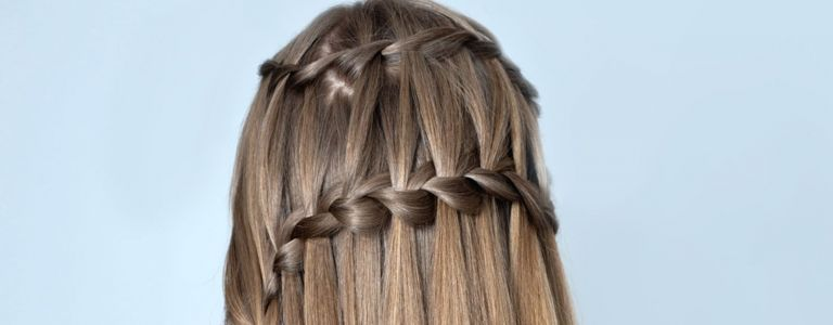 Creating Trend-Worthy Waterfall Braids