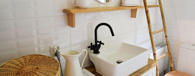 Design Inspiration for Your Small Bathroom