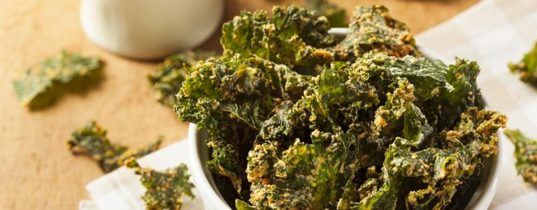 Kale Yeah! The Low-Carb Chip