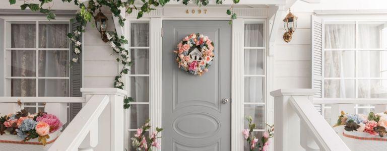 Stylish Front Door Decor Ideas for Every Season