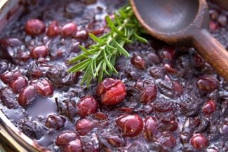 Thanksgiving Cranberry Sauce Recipes
