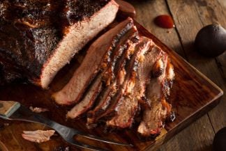 Beef Up Your Dinner Game with Smoked Beef Brisket