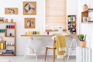Craft Room Ideas to Spark Your Creativity