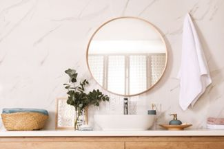 Upgrade Your Powder Room to High Class