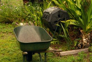 How Tumbler Composters Help Your Garden Thrive