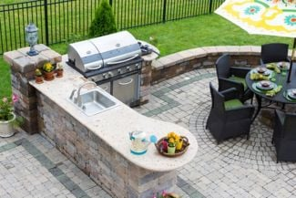 Outdoor Kitchen Ideas for Alfresco Chefs