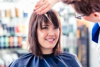 Elevate Your Hairstyle with Bangs
