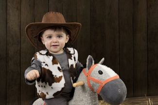 Bold Boy Names for Your Little Country Cowboy