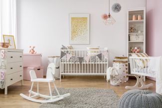Baby Room Inspiration for Your Next DIY Project