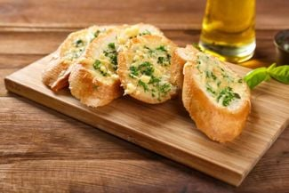 Making the Perfect Homemade Garlic Bread