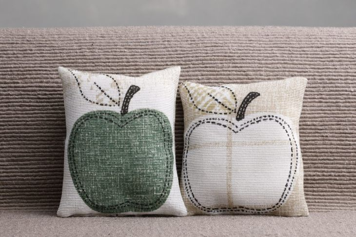 Homemade cushion covers
