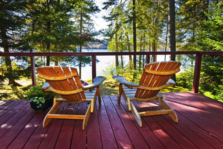Preserve your deck's view