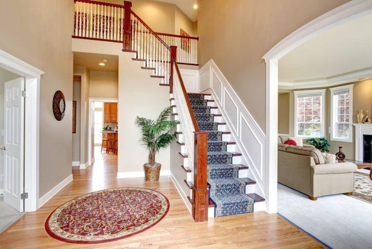 Stair rug