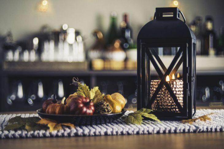 Thanksgiving lantern