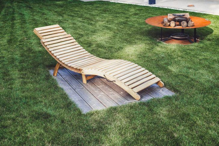 A custom tiny deck