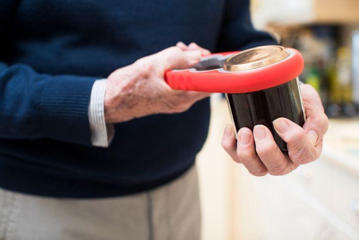 jar opener for tight lids