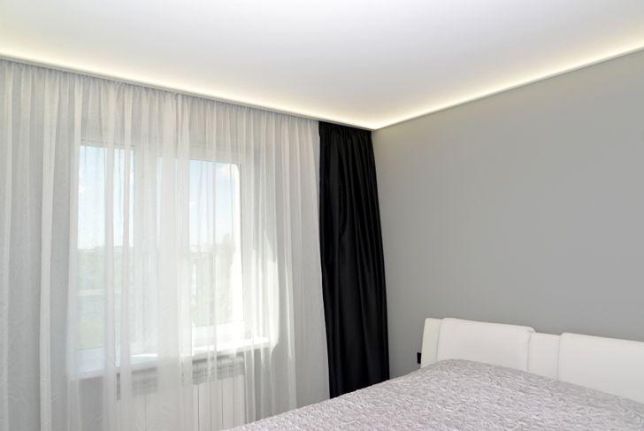 recessed lighting bedroom