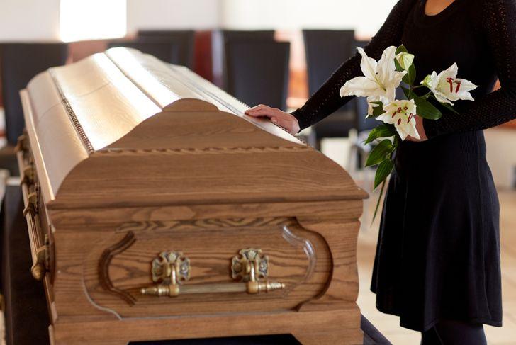 funeral attire for women