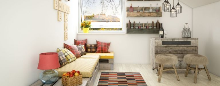 Spacious Design Ideas for Your Small Living Room