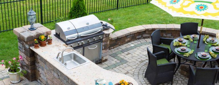 Outdoor Kitchen Ideas for Alfresco Chefs
