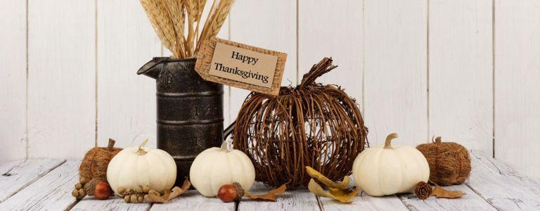 Magical Thanksgiving Decoration Ideas