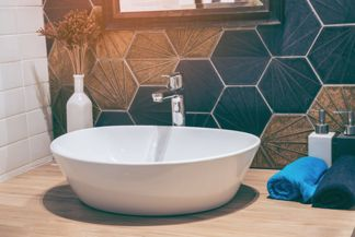 Elevate Your Bathroom Design With These Tile Ideas
