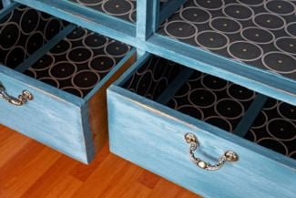 Home Projects Worthy of Bold Chalk Paint Colors