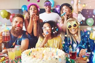 30th Birthday Ideas That'll Blow Your 20s Away
