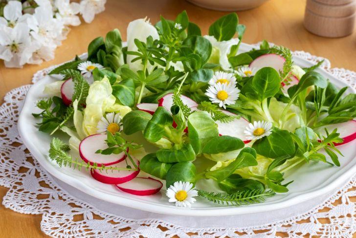 natural remedy nutrients ingredient salad